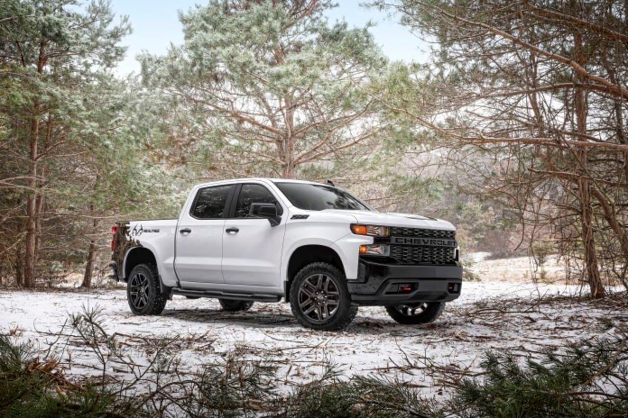 Meet the 2021 Chevrolet Silverado Realtree Edition