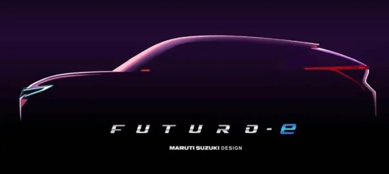 Suzuki Teases Futuro-e Concept ahead of Auto Expo 2020 Unveiling