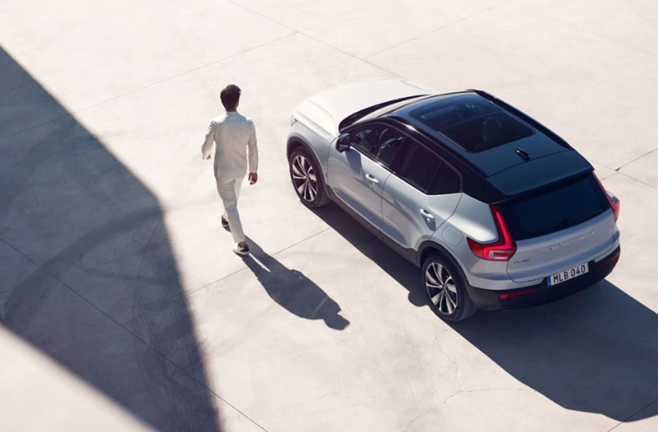The Fully Electric Volvo XC40 Recharge P8 AWD is Now Open for Pre-Orders