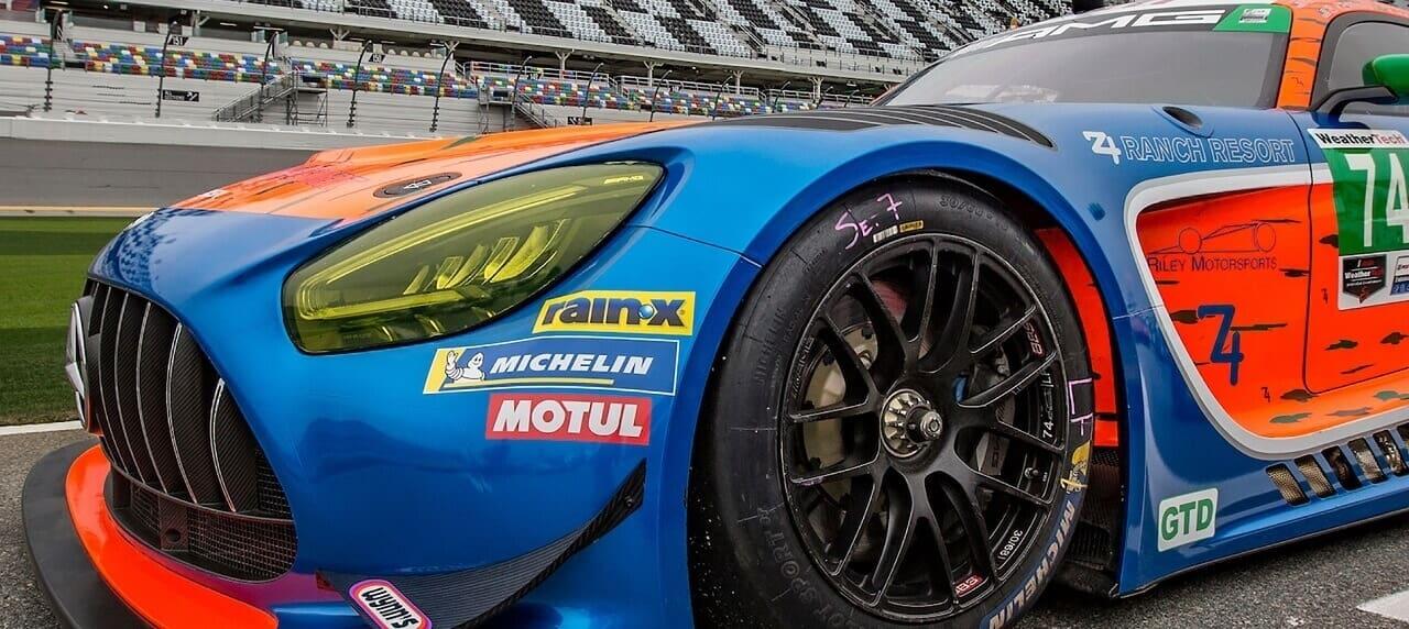 In It to Win It—Mercedes-Benz Fields 8 Racing Teams at Rolex 24 Daytona