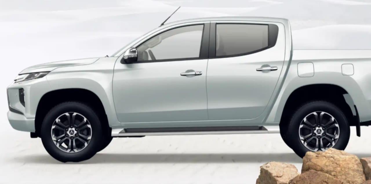 The New Mitsubishi L200 Trojan is a Good Option for Mitsubishi Strada Fans