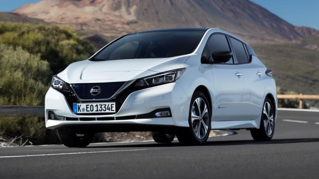 Uber Partners Up with Nissan for the Clean Air Plan