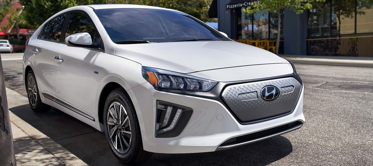 Hyundai Imbues 2020 Ioniq Electric with 37% Increased Driving Range