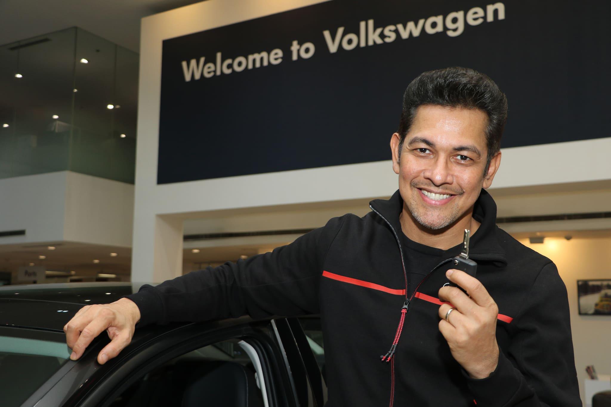 VW PH Gets Gary V as Latest Brand Ambassador