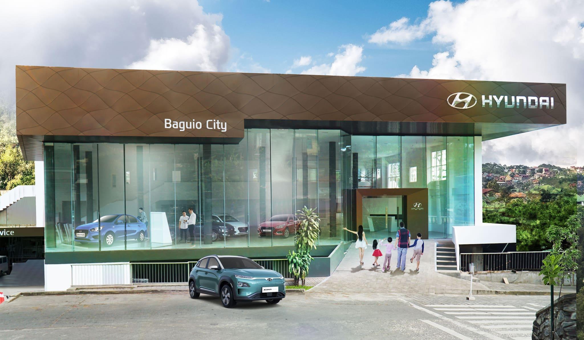 Hyundai Opens Baguio Dealership