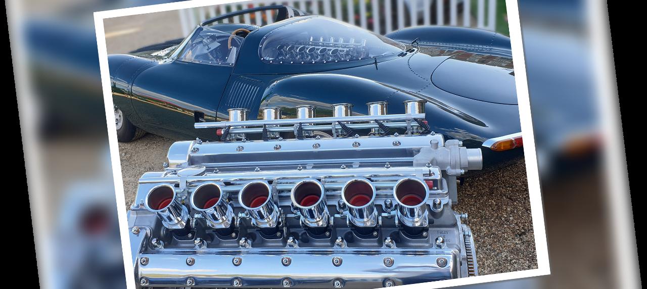 Building the Legend Ltd. Creates A V-12 Engine Similar  to 60\'s Le Mans