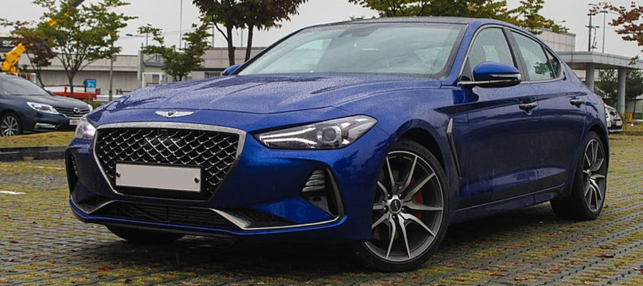 Genesis Launches Its Newest SUV: The Genesis GV80