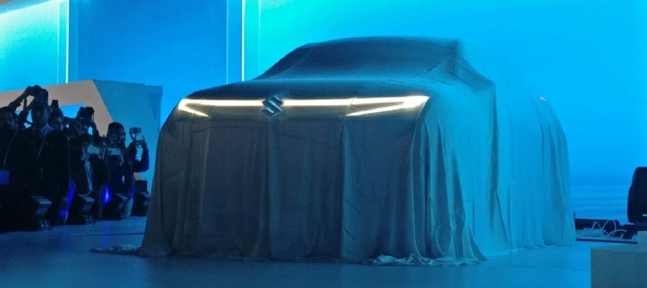 Auto Expo 2020: Maruti Suzuki Futuro-e Concept Finally Breaks Cover
