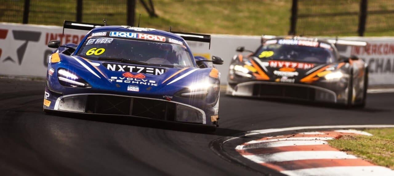 McLaren Scores Podium and Class Victory at Bathurst 12 Hour
