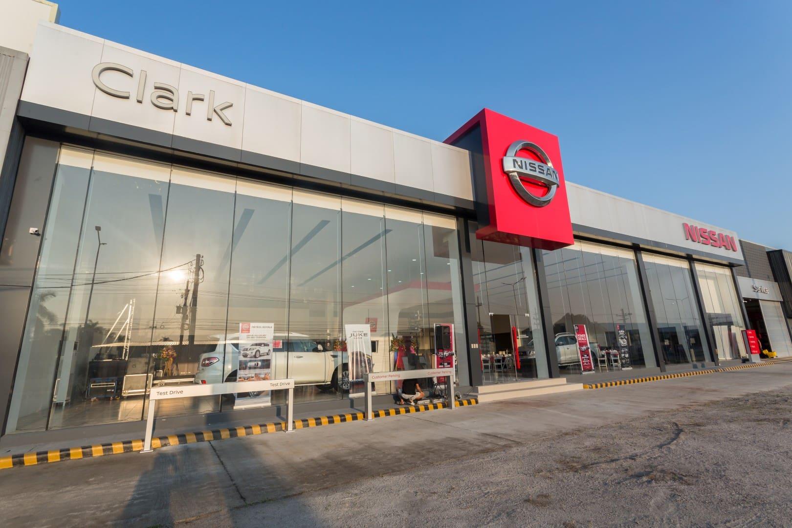 Nissan Opens Clark Dealership