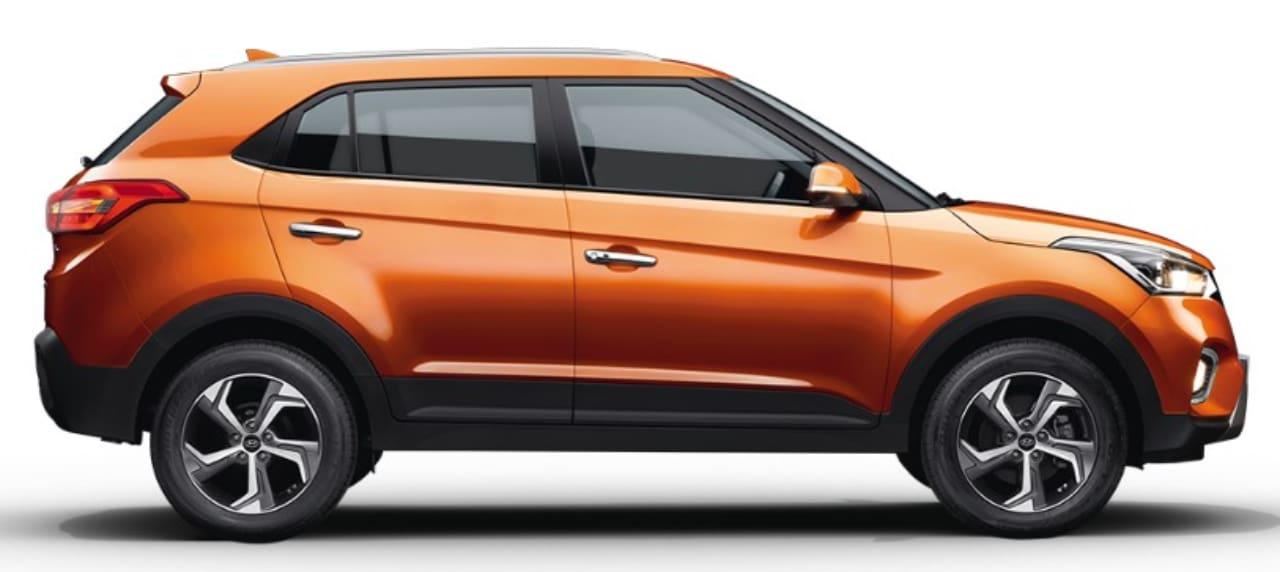 Hyundai Displays 2nd Gen Creta at the Auto Expo 2020