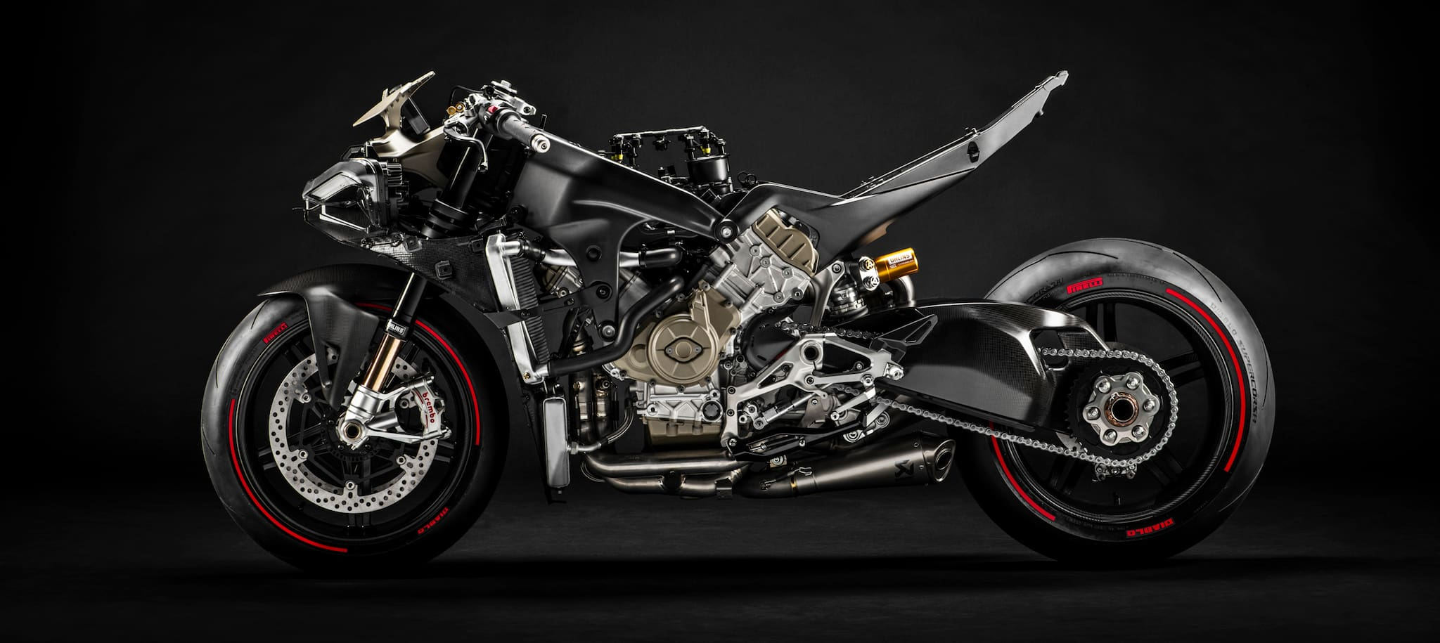 Meet Ducati's Most Powerful and Advanced Motorcycle: The Superleggera
