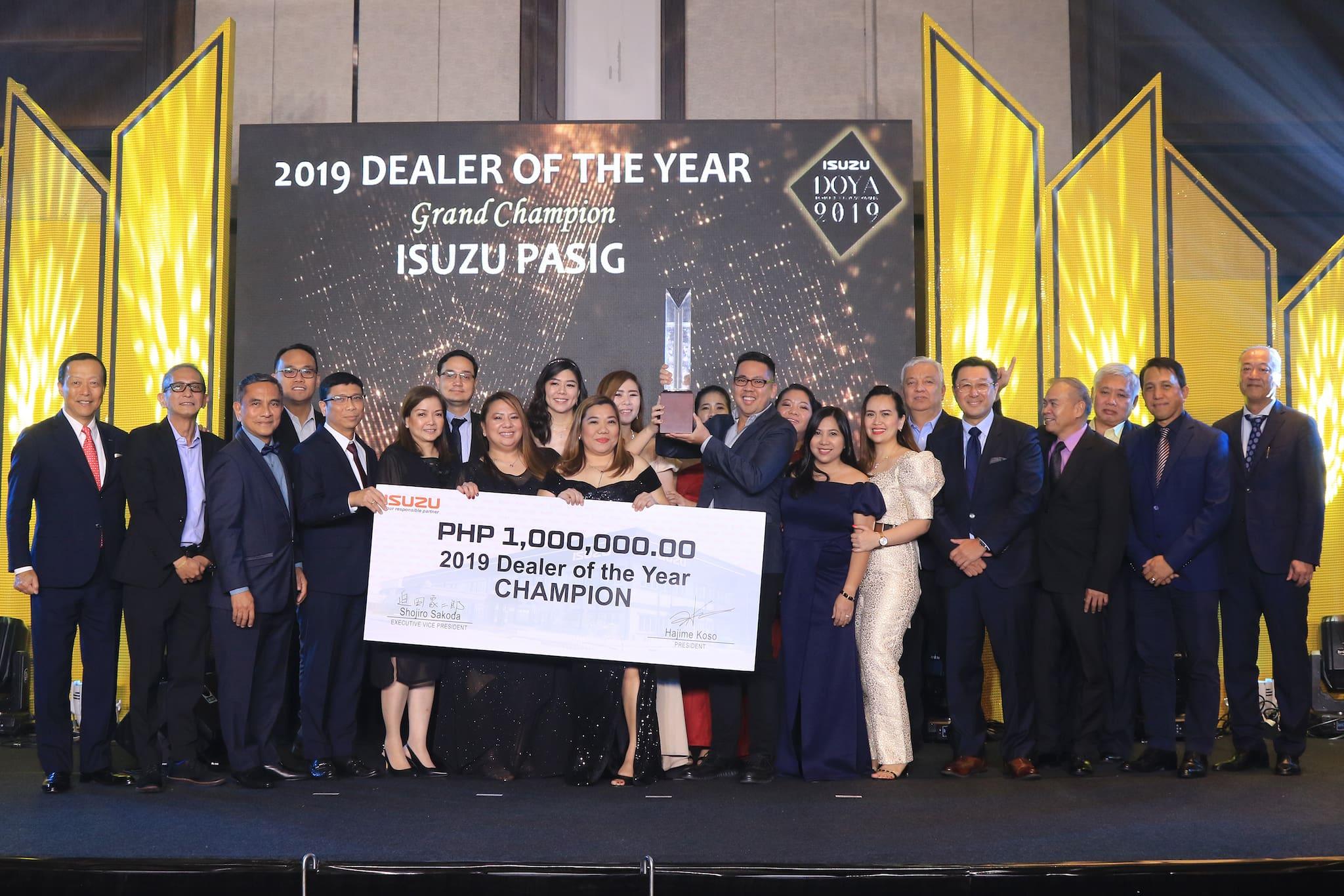 IPC Pasig wins 2019 DOYA, Bulacan, Sta. Rosa runners-up