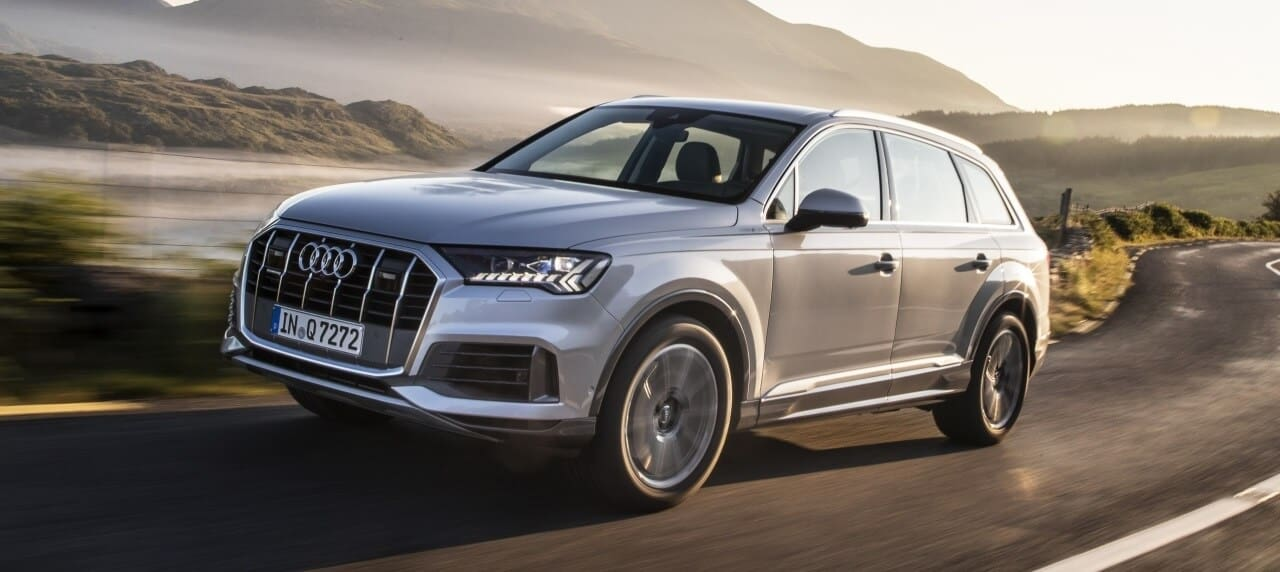 2020 Audi Q7 Adds Entry-Level TFSI-Equipped Variant