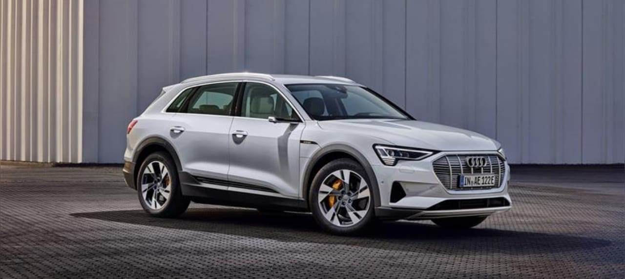 Audi Gives E-Tron Quattro 55 a Little Brother