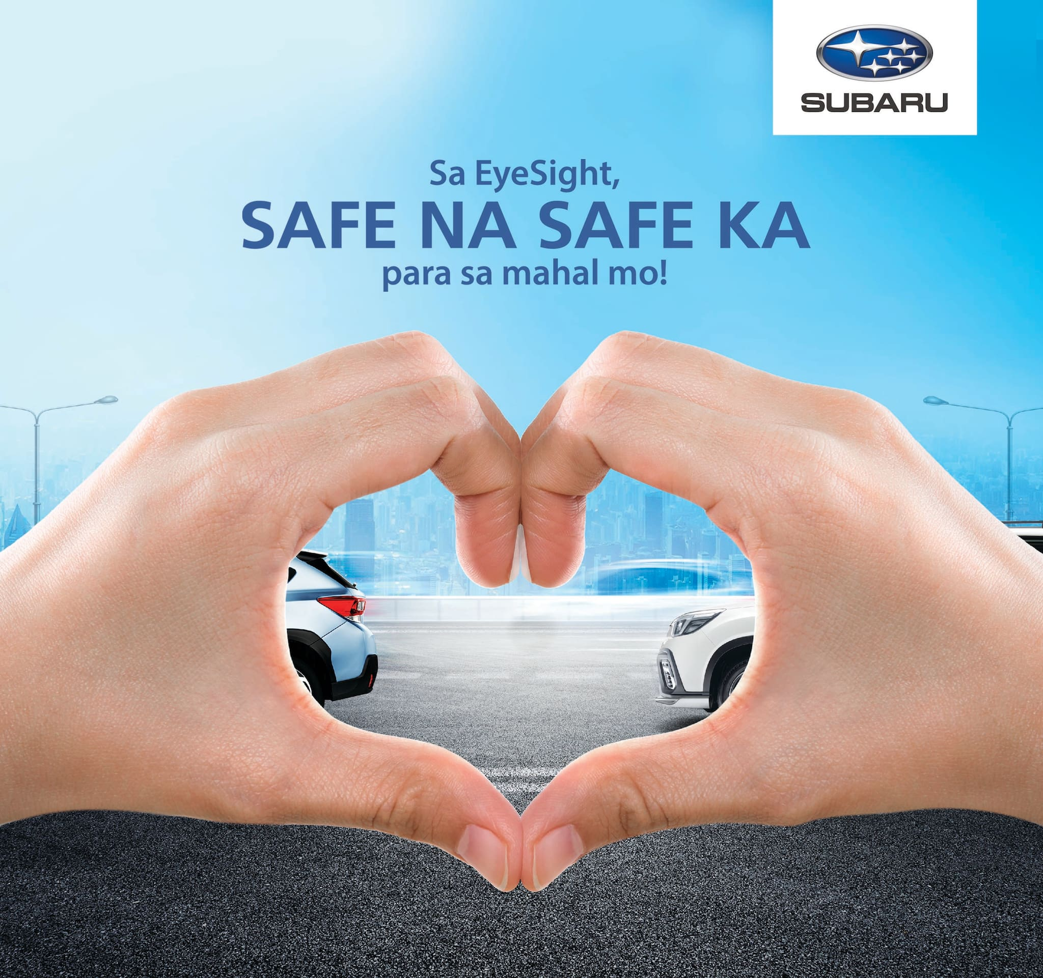 Subaru PH Wants You to Spend Valentine's Day with Them