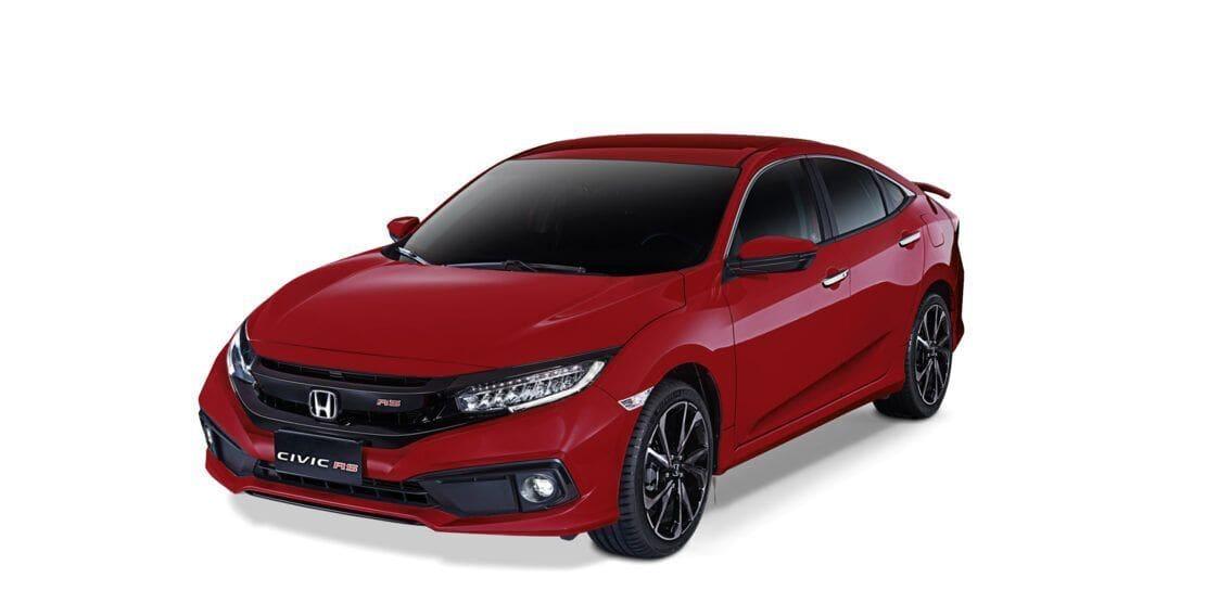 Honda Introduces Darker Hue for 2020 Honda Civic RS Turbo