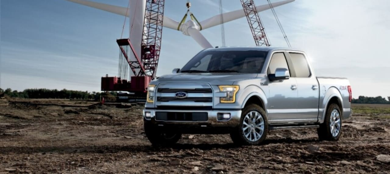 Ford F-150, Mustang, and Sync Drive Brand to Top 3 in JD Power Study
