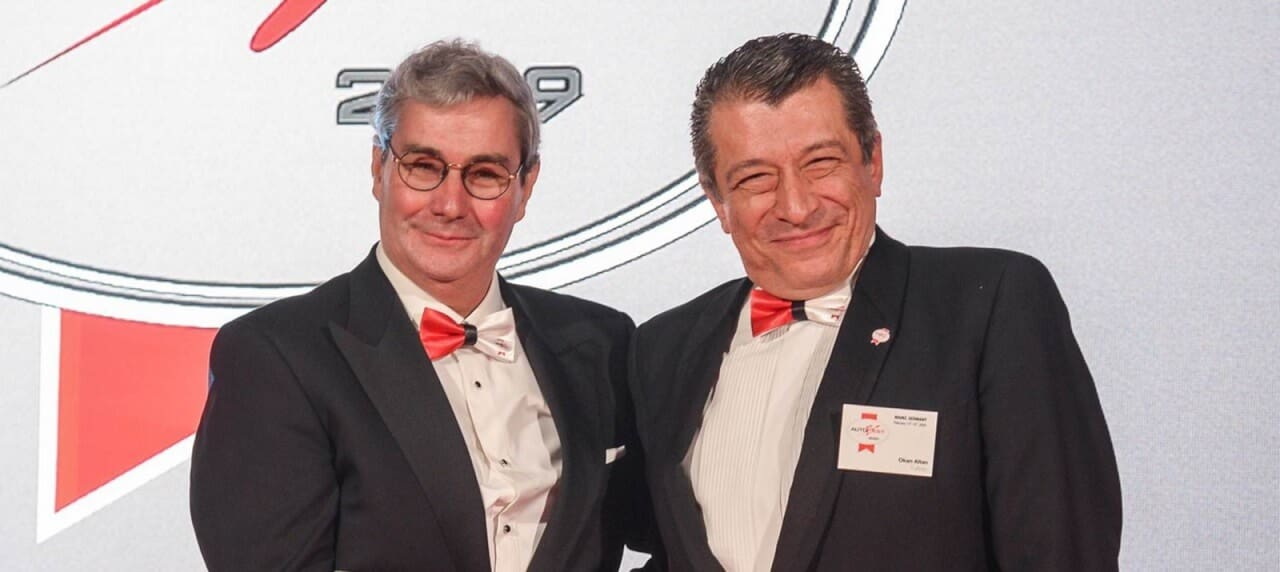 Hyundai's Luc Donckerwolke Receives DESIGNBEST Award