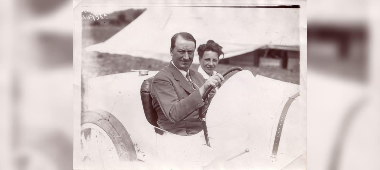 Bugatti\'s Historic Racing Cars