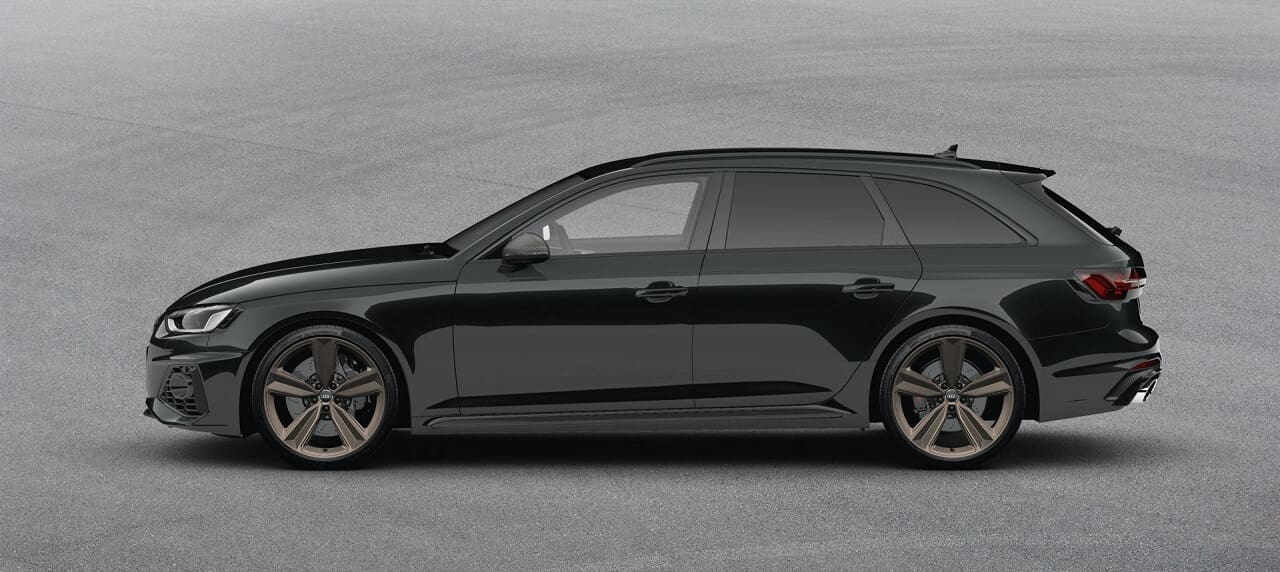 The Audi RS 4 Avant Bronze Edition—a Funked-up Version of Audi's Performance Car