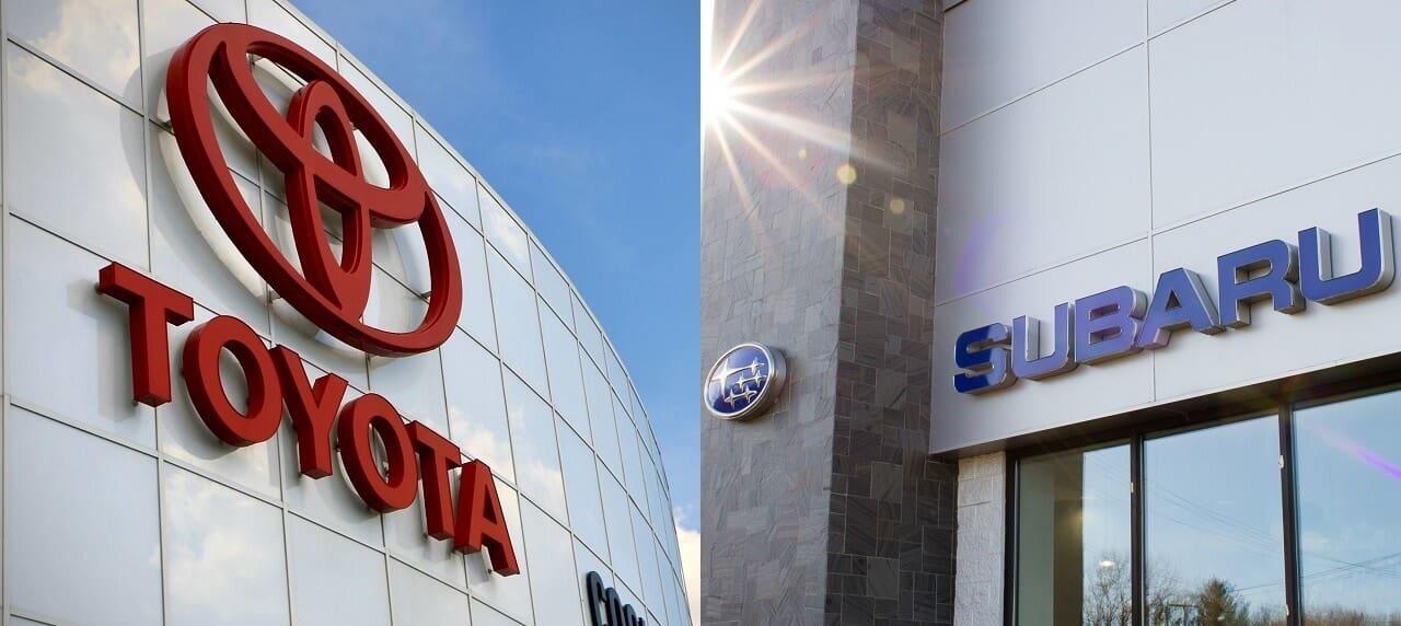 Toyota Raises Stake in Subaru to 20%