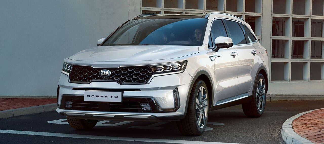 Kia Offers First Look of 2021 Sorento ahead of Geneva Motor Show