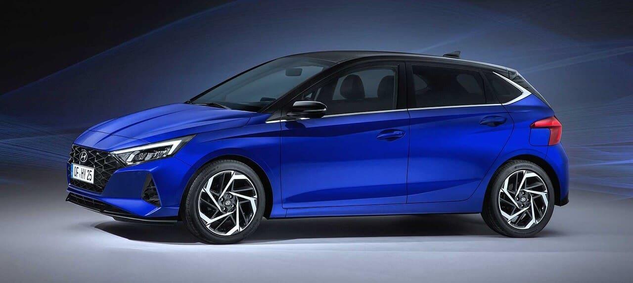2021 Hyundai i20 Images Leak Weeks before Official Public Debut