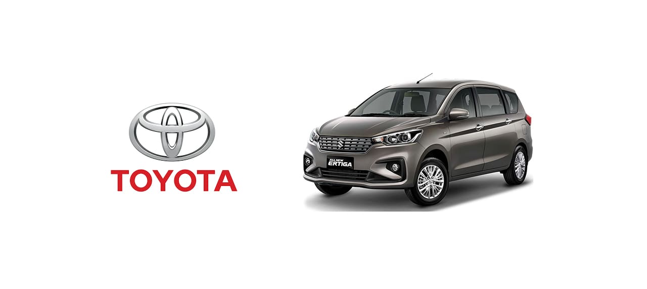 Toyota-Badged Ertiga to be Released in India