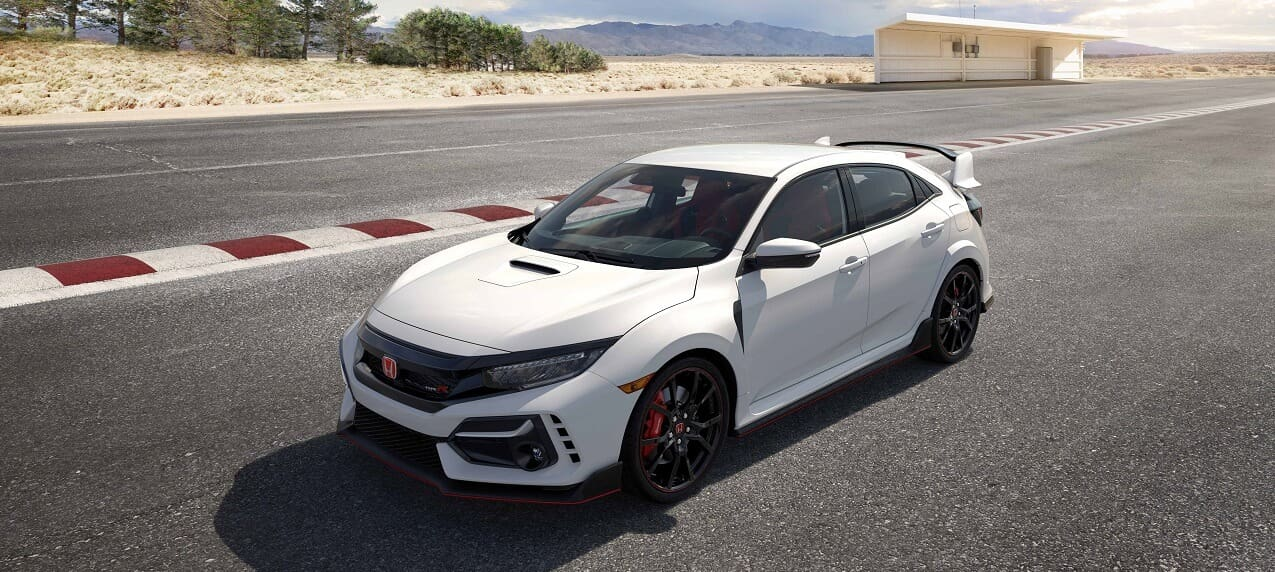2020 Tech-Heavy Honda Civic Type R to Arrive in US February 28