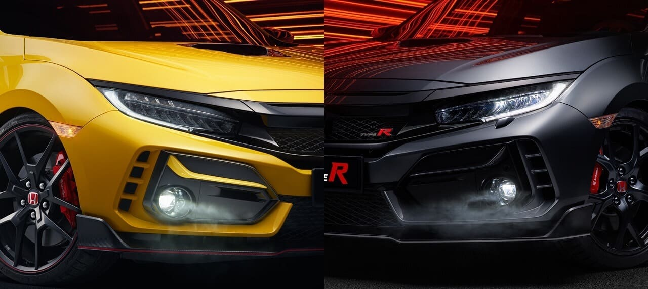 Honda Brings Civic Type R Sport Line and Limited Edition to EU Market