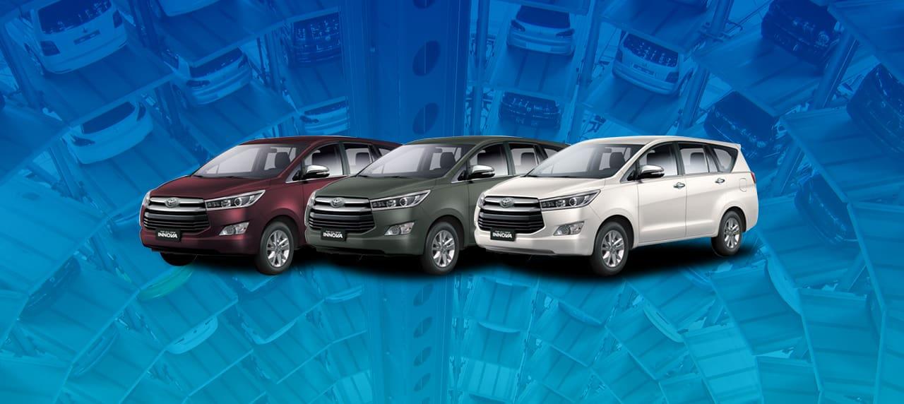 Toyota Innova - Reasons to buy