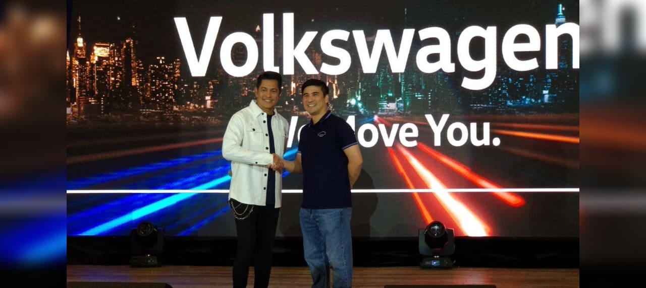 Volkswagen Philippines Announces Gary V as Newest VW Ambassador