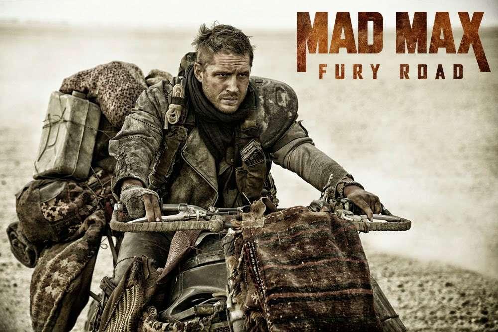 Motor-Motor Gila di Film Mad Max: Fury Road