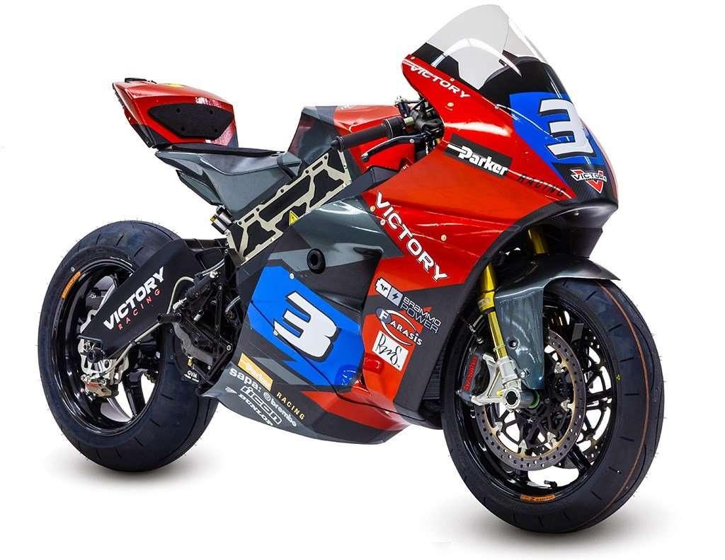 Victory Siapkan Motor Listrik Hadapi Isle Man TT