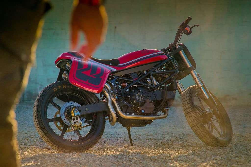 Ini Hasilnya Jika Desainer VW Memodifikasi Ducati