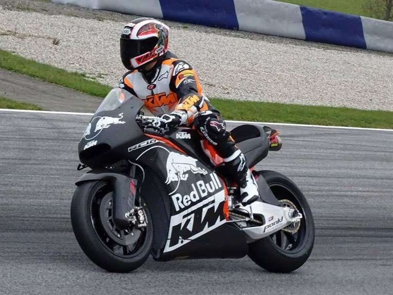 KTM RC16 Menjajal Sirkuit Red Bull Ring