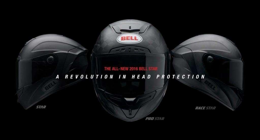 Segudang Teknologi di Helm Bell Pro