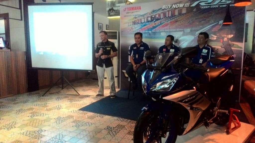 Yamaha YZF R15 Ohlins Special Edition Sudah Bisa Dipesan