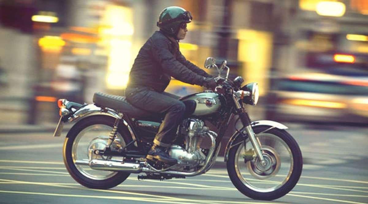Kawasaki Bakal Hentikan Produksi W800 Tahun Depan