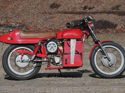 Ini Generasi Pertama Motor Listrik Harley Davidson