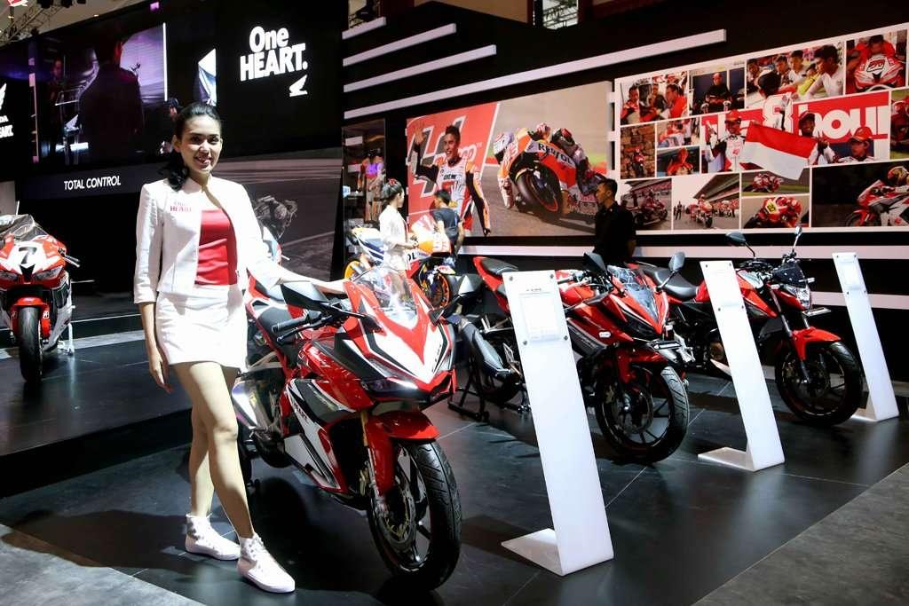 Jual 4,3 Juta Unit, Honda Kuasai Ketiga Segmen Sepeda Motor di 2016
