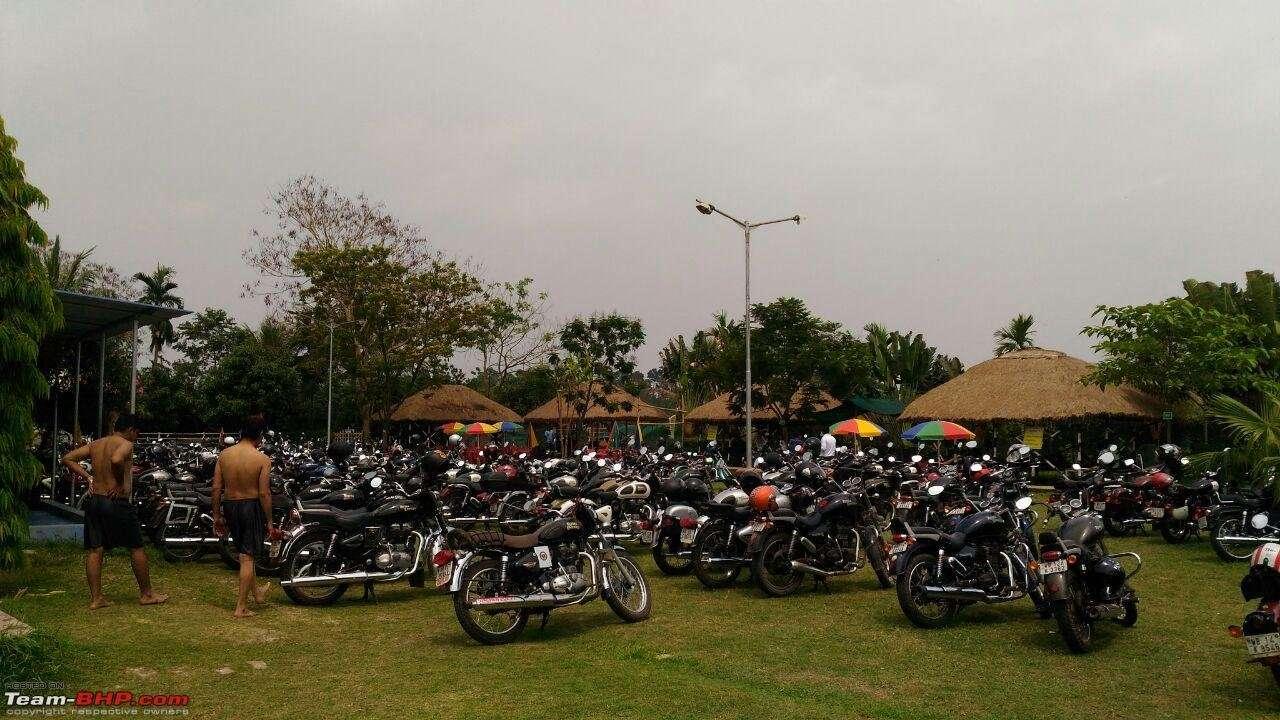 Royal Enfield Kumpulkan Seluruh Riders