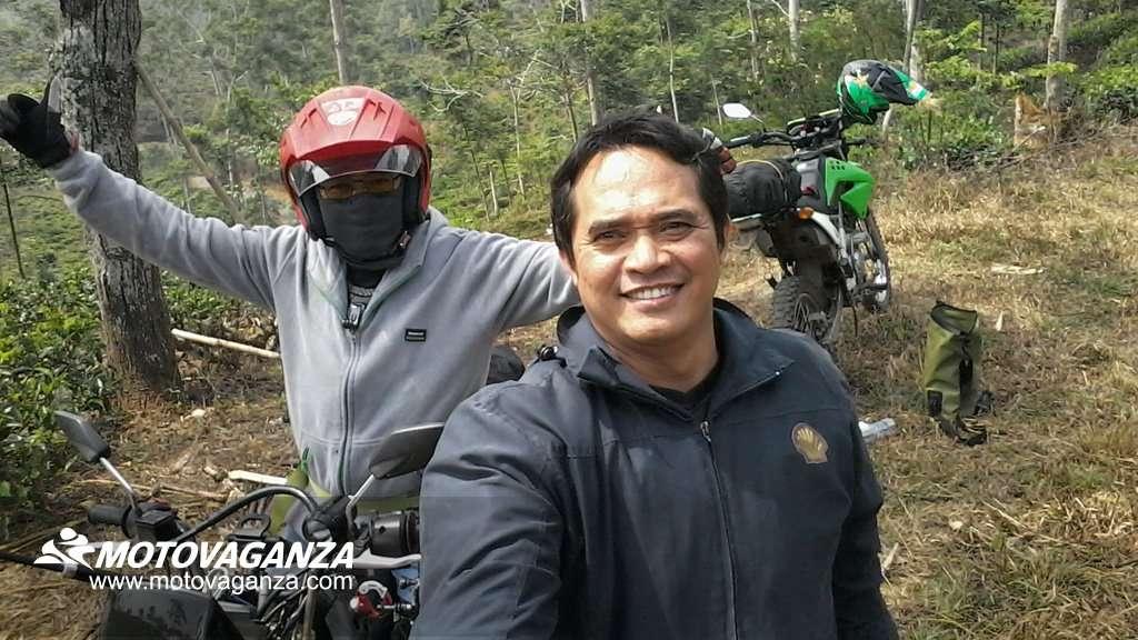 Turing Motor Trail Jakarta - Ujung Genteng (Bagian 2)