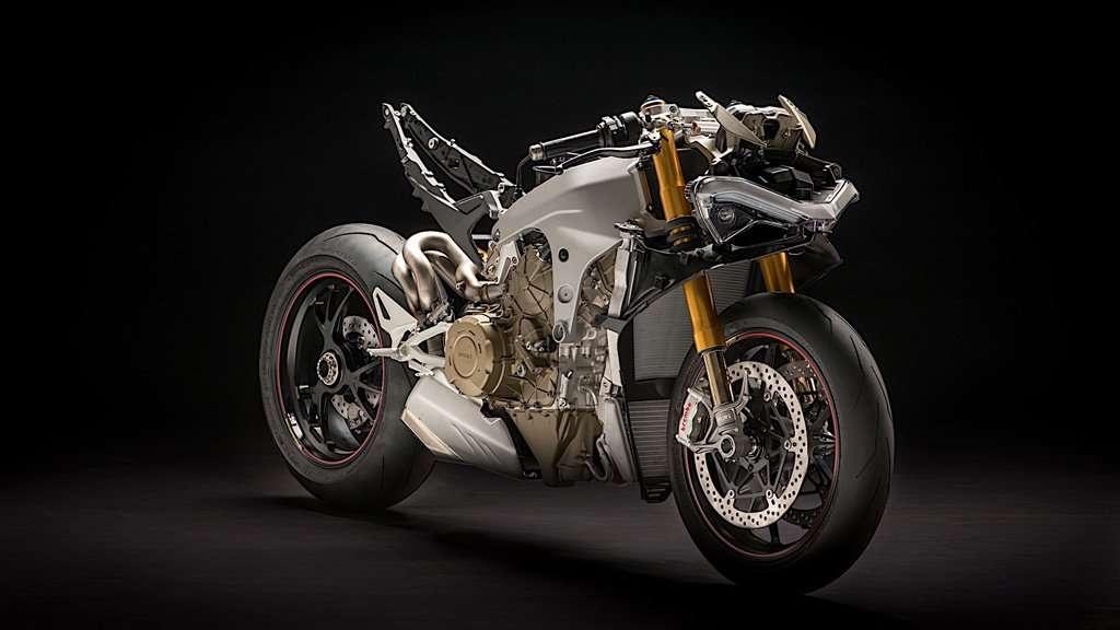 Ducati Panigale V4 Motor Paling Cantik EICMA 2017