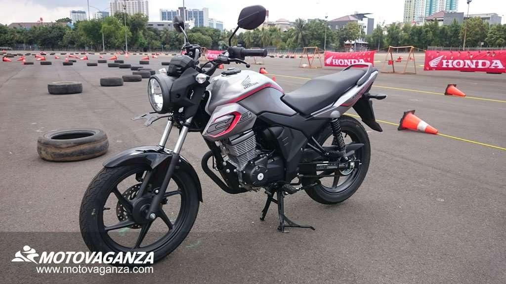 Honda CB150 Verza Naked Bike Paling Masuk Akal