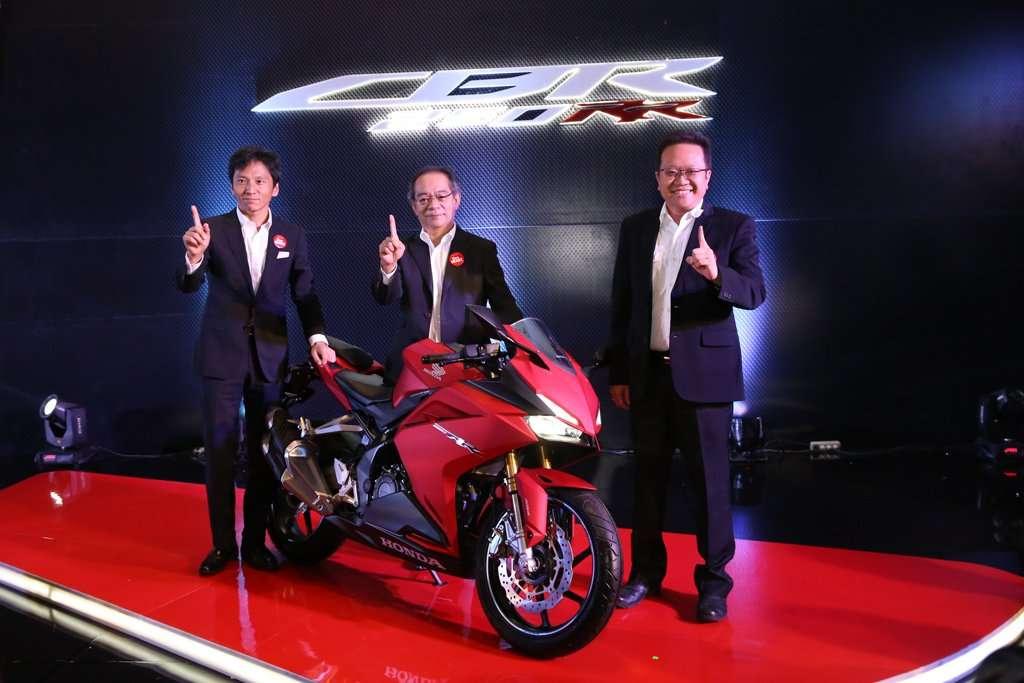 New Honda CBR250RR Punya Varian Baru