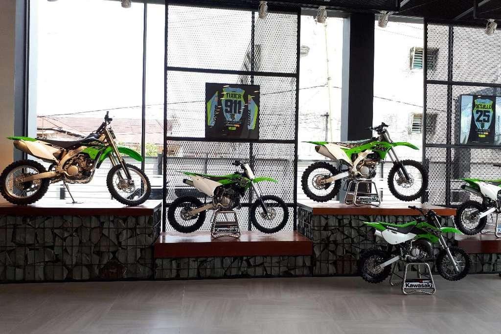 Greentech Plaza Pekanbaru Mewah dan Lengkap, Ini Tanggapan Kawasaki
