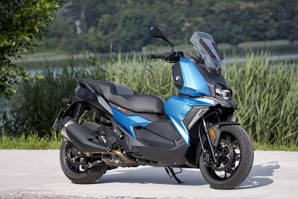 Ini Spesifikasi dan Harga BMW C400X yang Akan Hadir di Indonesia