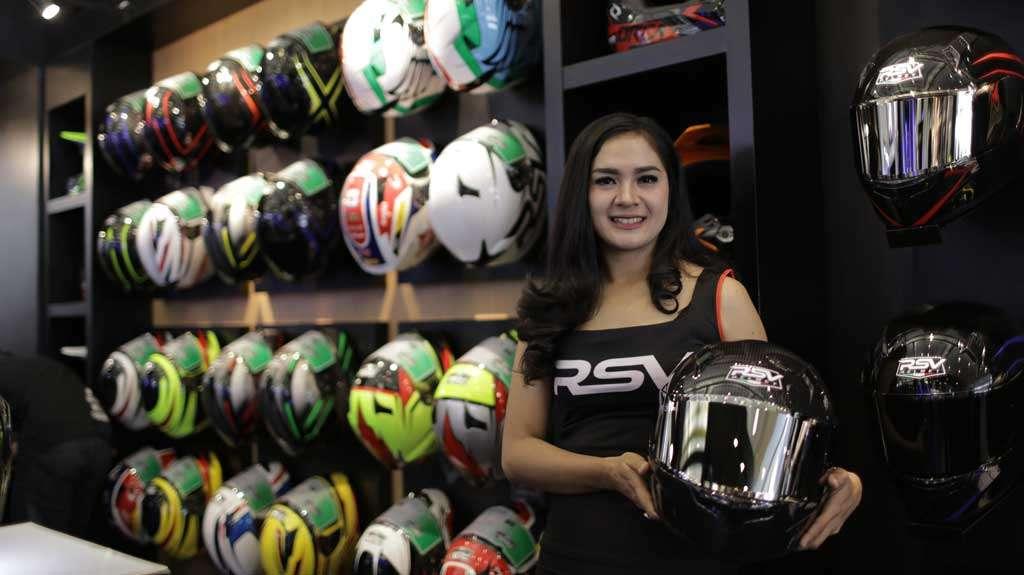 Permintaan Meningkat, RSV Helmet Mulai Garap Pasar Offline